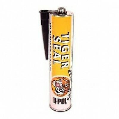 U-pol Tiger Seal PU Adhesive & Sealant Black Tigerseal