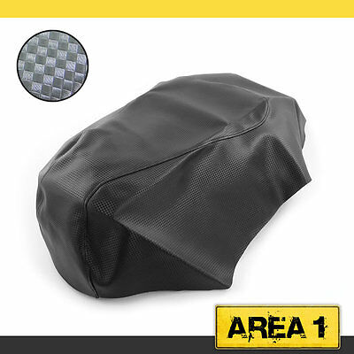 Seat Cover Carbon-Look,  Peugeot New Vivacity from 2008