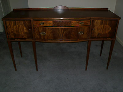 FEDERALISTS SIDEBOARD/BUFFET - SEE SHIPPING COSTS/SHIP WITHIN 600 MILES