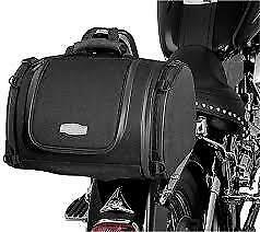 Kuryakyn Black Daily Tour Bag Can-Am Weather Resistant Suit Motorcycle