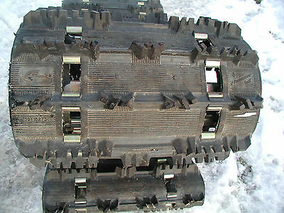 Snowmobile track137X16 wide-1.250lug Arctic Cat- Polaris -Skidoo 2.86 Pitch