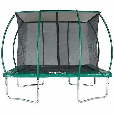 Skyhigh Rectangular Trampolines and Safety Enclosure ( 3 Sizes)