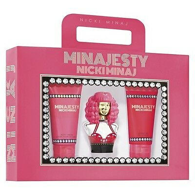 Women's Minajesty by Nicki Minaj Fragrance Gift Set - 3 pc