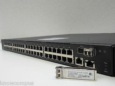 Refurbished Quanta LB4M 10GB Uplink Switch Single Power 90 Day Warranty