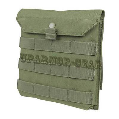 MOLLE PALS Side Plate Utility Accessory Mag Dump Pouch OD (CONDOR MA75)