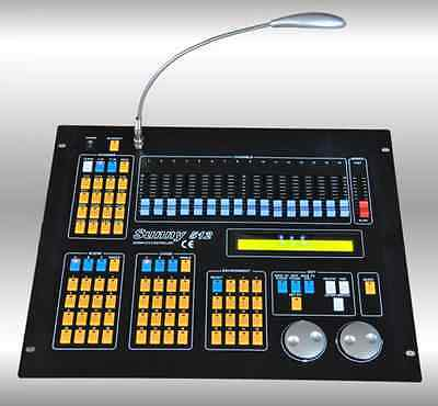 DMX512 16 Channel dimmer console Stage Lighting applications