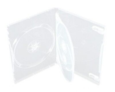 (SAMPLE) - 1 STANDARD Clear Triple 3 Disc DVD Cases