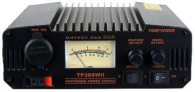 TekPower TP30SWII 30 Amp DC 13.8V Switching Power Supply with Noise Offset