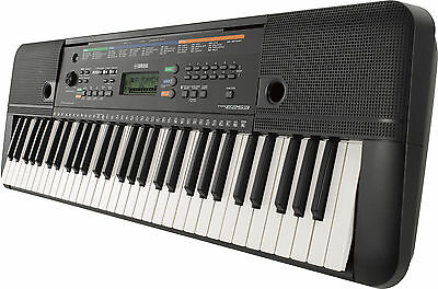 NEW Yamaha PSR-E253 61-Key Digital Keyboard/Piano Includes Power Adapter PSRE253