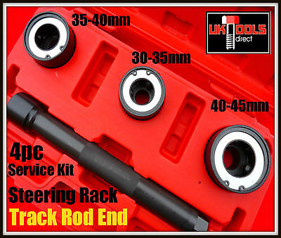 Track Rod End Remover And Installer Kit Steering Rack Axial Joint Tie Rod End