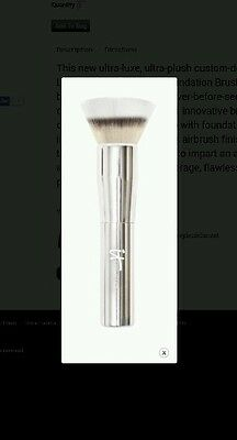 IT Cosmetics Hevenly Luxe double airbrush foundation brush