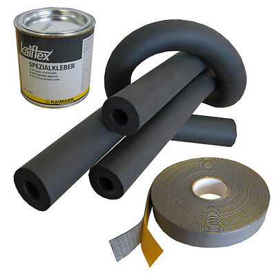 Rubber Insulated Pipe Insulation Pipe Insulation, Rubber Wrap Band, Adhesive