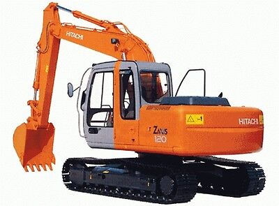 Hitachi Zx110 To Zx135Ur Workshop Service Manual **free Uk Post**