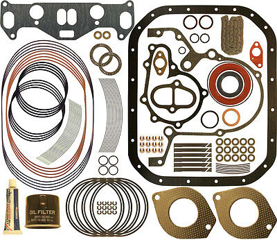 AtkinsRotary Early 3MM 13B 13-B Master Engine Rebuild kit 1974 To 1978