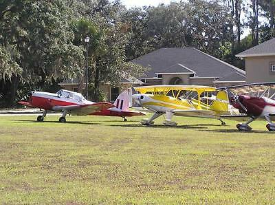 OWNER FINANCING $2000 down - AIRPARK lot - Upscale Community - St Johns River