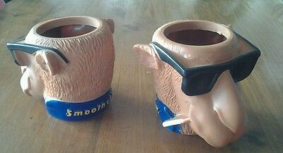 Set of 2 new camel cigarette cozies 1992. great advertisement piece