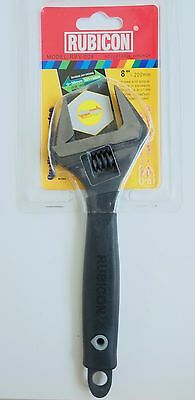 """Rubicon RBV-008 8"""" 200mm Adjustable Wrench"""