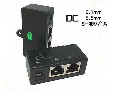 POE Injector / Splitter Power Supply Module for AP IP Camera IP phone Type2