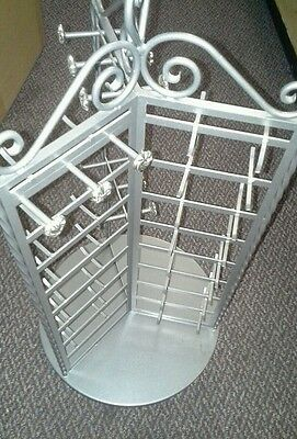 Brighton Rack Very Nice Condition Spinning Counter Top Display Store Closeout
