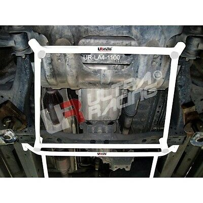 Ultra Racing 4Points Front Lower Bar/front Member Brace Toyota Fortuner (2005)