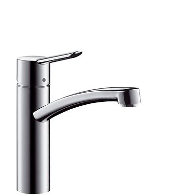 Hansgrohe Focus S Single Lever Kitchen Sink Swivel Spout 360° Mixer Tap 31786000