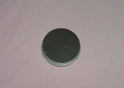 Shaving Soap Tin For Storage And Travel - New