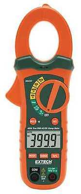EXTECH MA435T-NIST Clamp Meter,TRMS,NIST,400A G8392167