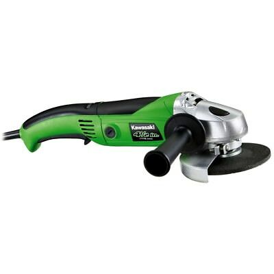 "Kawasaki Heavy Duty 7.5 amp 4 1/2"" Variable Speed Angle Grinder - 841428"