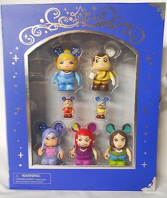 2012 Disney Vinylmation Figure Set-Cinderella Clock Strikes Twelve