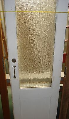 Recycled set of 2 timber french doors - 2075mmH x1094mmW - $280.00