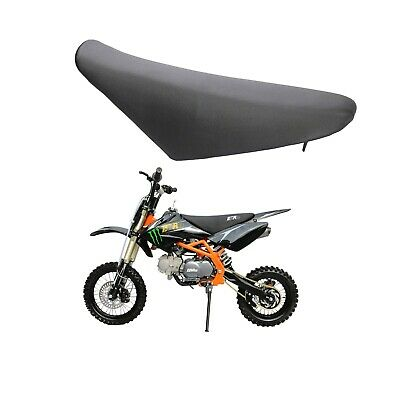 Black Tall Seat Crf70 Crf70F Dirt Bike 125/140/150/160/200Cc For Atomik Pitpro