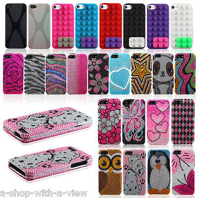 Wholesale Lots of 25 pcs Cases Covers Skins for Apple iPhone 5 5S