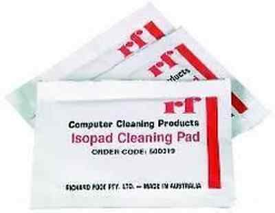 Isopropyl Alcohol Cleaning Wipes Pads - Pack of 10 NA1060