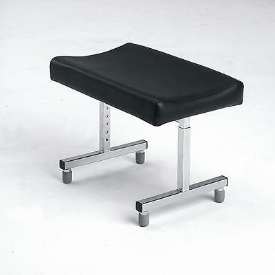 Adjustable leg rest foot stool footstool mobility aid