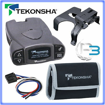P3 Electronic Brake Control by Tekonsha - Newest Controller Model w/ STD Harness