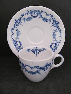 John Maddock & Sons Child's Tea Set Cup and Saucer Althea Burley & Co. Chicago