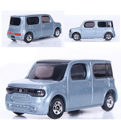 TOMICA 17 NISSAN CUBE Diecast Scale 1/63 Miniature
