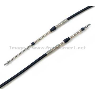 SeaStar CC23014 14 Foot 3300 Series Standard Control Cable with 10-32 Threaded