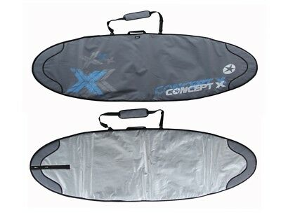 Concept X Boardbag Windsurf Surfbrett Tasche Rocket 246 x 67 cm