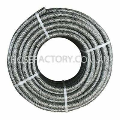 "Garden Water Hose 50M Heavy Duty 18MM - 3/4"" Made in Australia  8.5/10 Kink Free"
