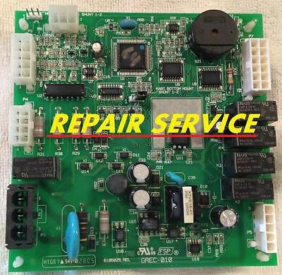 KITCHEN AID / WHIRLPOOL REFRIGERATOR CONTROL BOARD REPAIR  W10219463 / 230702