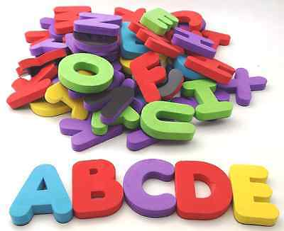 Magnetic Foam Alphabet Letters ABC Number Set  Kids Learning Resources Preschool