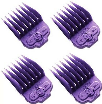 Andis Large Nano-Silver Magnetic Comb Set 01415