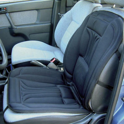 Car Van Truck Heated Warm Seat Thermo Cushion Cover 12v Soft Padded Universal