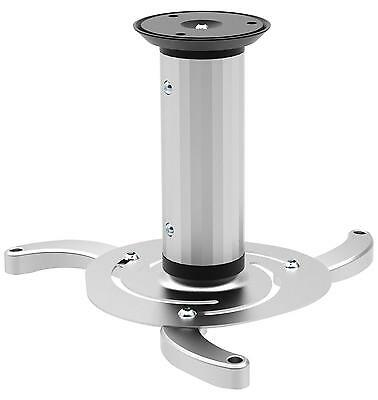 Universal Projector Beamer Ceiling Mount Cylindrical Bracket 360° Max 10Kg Sl