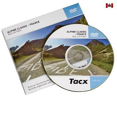 Tacx Real Life Video DVD
