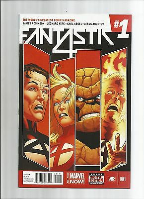 Fantastic Four #1 (Nm) Marvel Now First Print