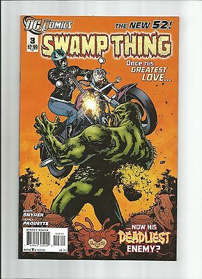 Swamp Thing #3 (9.2) Dc The New 52