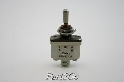 EATON Toggle Switch 3 Position ON-OFF-ON 8500K2 MS24523-27