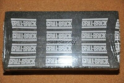 "3M ~ 4"" X 8"" Disintegrating Fryer Grill or Griddle Cleaning Brick ~ 09041515238"